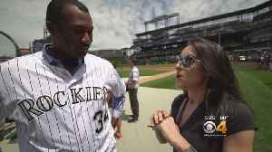 Rockies Welcome Some Former Players At Coors Field