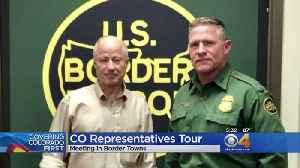 Coffman, DeGette Visit Border Towns As Family Separation Policy Issues Linger