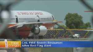 News video: CAL FIRE Hires Additional Aircraft