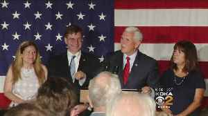 Vice President Mike Pence Campaigns For Congressman Keith Rothfus In Moon Twp.