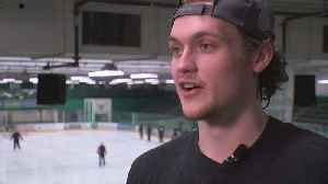 Menell's Perseverance Inches Him Closer To NHL [Video]