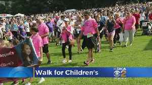 Thousands Lace Up To Walk For Children's Hospital