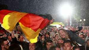 Germany World Cup hopes kept alive