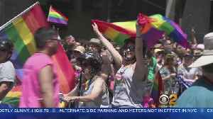 News video: Nation's Largest Pride March Happening Today