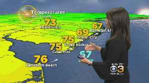 Sunday Morning Weather Update: Sunny, Comfy Start to Week