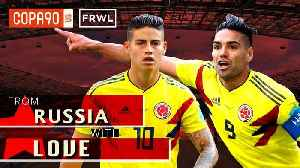 Can Colombia Save World Cup Dream? | From Russia With Love: Ep 4