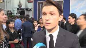 Tom Holland Would Face Off With 'Venom'