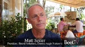 Dentsu Aegis Group's Seiler Ponders Real-Time Creative, Evolving Technologies [Video]