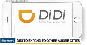 Uber's Chinese Rival Didi to Start Australian Operations