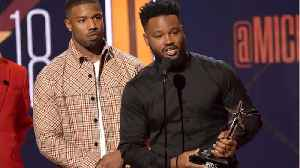Black Panther Wins Best Movie At BET Awards [Video]