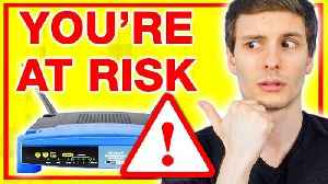 ⚠️ ANOTHER Router Virus Going Around - What You Need to Do! [Video]