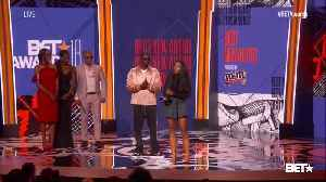 SZA, Migos win BET Awards, and Nicki Minaj performs