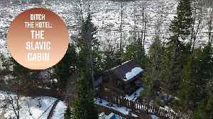 Go full Russian: The awesome traditional hut on Airbnb