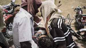 As Yemen's civil war rages on, a father helplessly watches his son die of a treatable infection