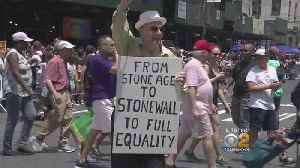 2 Million People Hit The Streets For Pride March