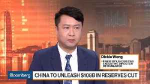 PBOC RRR Cut Will Help the Market, Says Kingston Securities' Wong
