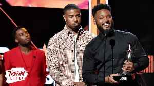 'Black Panther' Wins BIG At 2018 BET Awards [Video]