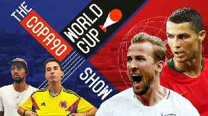 Can Harry Kane Beat Ronaldo To World Cup Golden Boot? | COPA90 WORLD CUP SHOW