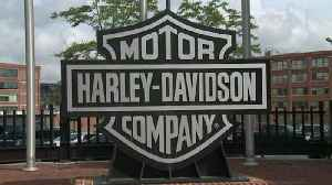 Harley-Davidson Cites Tariffs as It Shifts Some Production Overseas