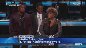 Anita Baker, H.E.R., Meek Mill Shine At 2018 BET Awards