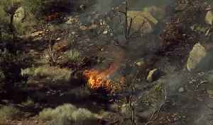 UPDATE: Pine Creek Fire in Red Rock Canyon fully contained