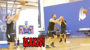 LEAKED! LiAngelo Ball's TRASH Workout Video Surfaces! [Video]