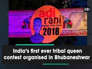 India's first ever tribal queen contest organised in Bhubaneshwar [Video]