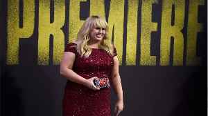 Rebel Wilson Sings On To Produce, Star In Comic Book Movie 'Crowded' [Video]