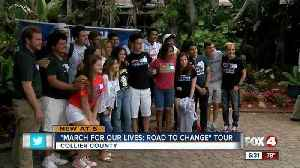 Parkland students lobby for gun control in SWFL [Video]