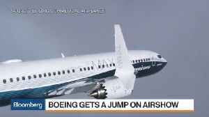 Boeing Signs $14.4B in Jet Deals [Video]