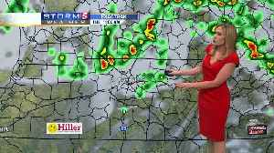 News video: Heather's Early Morning Forecast: Tuesday, June 26, 2018