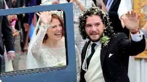 Which 'Game of Thrones' Cast Members Made Kit Harington and Rose Leslie's Wedding Guest List? [Video]