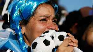 News video: Argentina escapes the group stage with dramatic goal in closing minutes against Nigeria