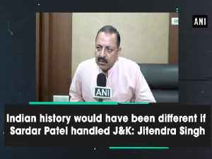 Indian history would have been different if Sardar Patel handled J&K: Jitendra Singh [Video]