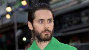 Jared Leto Lands New Comic Book Role [Video]
