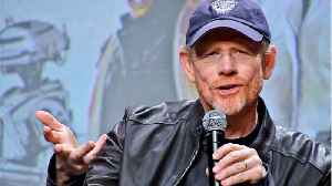 Ron Howard Clarifies Star Wars Spin Off Rumors [Video]