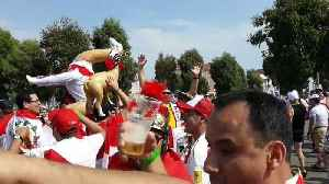 Peru, Australia Fans Celebrate as Both Teams Face World Cup Elimination [Video]