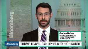 Where Opponents of the Travel Ban Go From Here [Video]