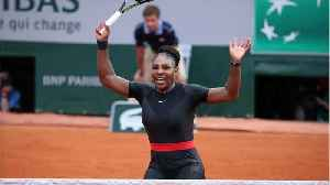 Serena Williams Is Seeded For Wimbledon [Video]