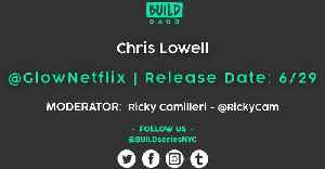 Chris Lowell LIVE on BUILD Series [Video]
