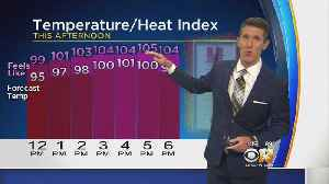 Another Triple Digit Day Heats Up North Texas [Video]