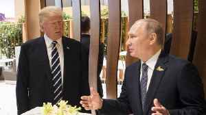 Trump To Meet With Putin Close To His NATO Visit In July [Video]