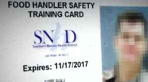 Contact 13 looks at problems with testing for food handler card [Video]