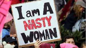 Women's March To Hold 'Civil Disobedience' Action In Washington [Video]