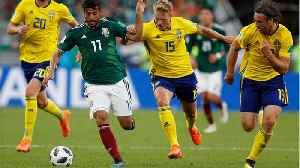 Mexico-Sweden Game Sets Streaming Record [Video]