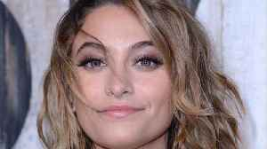 Paris Jackson Honors Her Late Grandfather [Video]