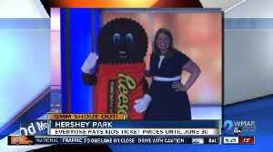 A sweet and savory good morning from Hershey Park [Video]
