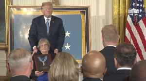 Medal Of Honor Awarded To First Lieutenant Garlin M. Conner [Video]