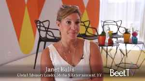 What's Driving Media M&A: EY's Media & Entertainment Lead Janet Balis explains both Vertical and Horizontal Plays [Video]