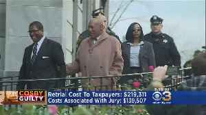Bill Cosby's Sex Assault Retrial Cost Montgomery County Taxpayers Over $219,000 [Video]